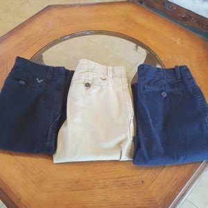3 American Eagle pants